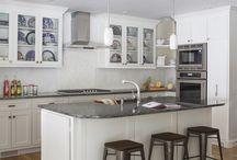Serene Kitchen and Baths renovation project by VSS / Kitchen and Bath