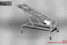 BE&SCO Tortilla Conveyors / High Performance Tortilla Comveyors