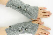 rękawiczki i inne