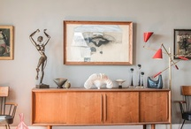 Mid-Century Modern Design / by Harriet Young