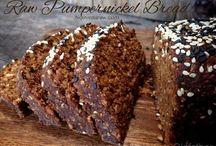 Raw bread