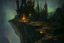 Fantasy Castle / City / Village