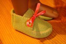 Chaussures poupées 2