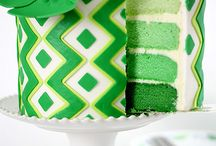 Zöld torták