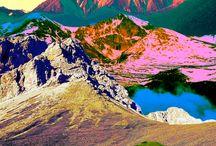 산의다양한표현