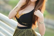 amoy girl of indonesia / Model