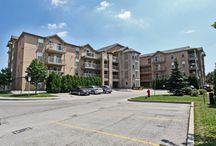 ABBEY OAKS CONDOS / GLEN ABBEY - 1440 - 1490 Bishops Gate, Oakville, Ontario Canada. $215K - $375K