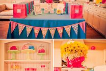 Mak's Tea Party Bday 2012