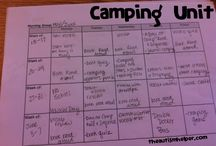 Summer Learning-Camping Theme