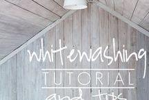 White washing