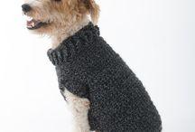Honden truien