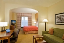 Rest Spots / Great Hotels in the Anderson area!