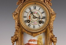 CLOCKS & WATCHES / Vintage Clocks / by Grace Dunn