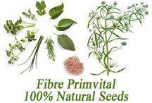 Fiber primvital %100 natural seeds