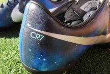 CR Personalized Boots / Everything Cristiano Ronaldo - taking a look through the personalized boots that adidas has created for him. / by SoccerCleats101