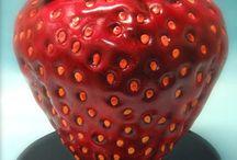 Торт ягода