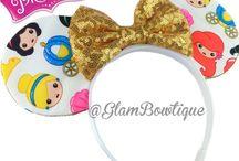 Bows Ears & Headbands