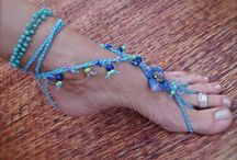 Flirty Feet / Toe Rings and Anklets