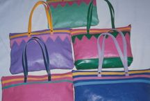 Angela Fraser bags and purses - archive / Archive of bags and purses I created between 1985 and 1990 | Vivid Products | Angela Fraser Bags and Purses