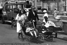 Family Life / Images of family life in days gone by. Nostalgic photographs are from The Francis Frith Collection, or otherwise. #FrancisFrith #familylife #daysgoneby