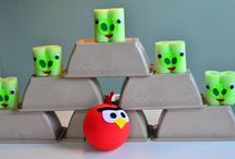 Birthday Party Theme - Angry Birds