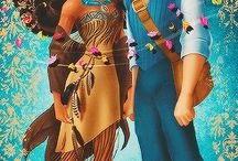 disney Pocahontas, pocahontas and John Smith