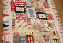 Louisiana Traveling Quilt Inspiration / Post inspiration for your quilt.  Be sure to put your name or hashtag in the title!