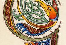 Motif celte et viking