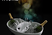 A-OneDesign / A-OneDesign Ice Buckets (2011); design: A-OneDesign + thesignLab; realized: Serralunga (Italy)