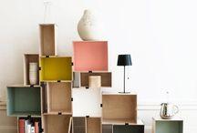 Storage - Organization / by Barbed Wire