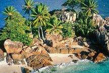 Island moodboard
