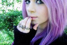Hair Colors/Emos