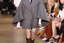 F A L L / W I N T E R  2 0 1 5 / Straight off the runway - looks for fall / winter 2015