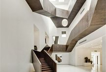 Very refine and modern interior.