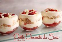 Cuisine desserts