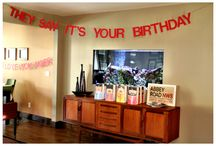 Mom's 64th Beatle Themed Birthday Party / by Crystal Adams