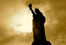 America Freedom Republic Democratic / by Steve Alter