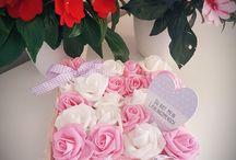 #schaumrosen #deko #handmade #geschenkbox #rose #rosen