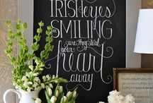 St. Patrick's Day Party Ideas / by LinenTablecloth.com