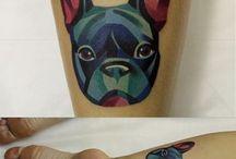 psie tetovačky