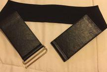 Elastic Belt inspiration / Inspiration for belts 2016