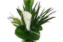 fiori composizioni / composizioni fiori veri e finti