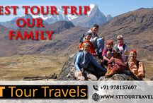 Tempo Traveller / Enjoy tours with our luxury tempo travellers.