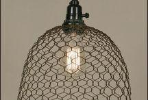 new house lighting / by Toniette Giesbrecht
