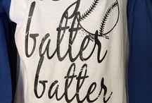 baseball stuff / by Celina Newton