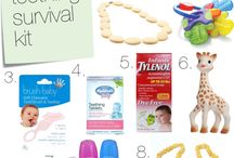 Survival kit with kids