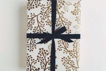 Balení dárků / Jak dokonale zabalit dárek!
