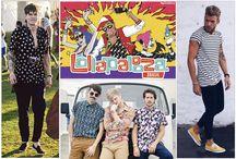 Festival Looks / Os melhores looks do Lollapalooza e Coachella