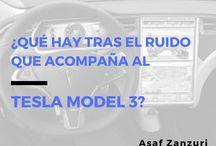 Qué hay tras el ruido que acompaña al Tesla Model 3 / Asaf Zanzuri es un empresario con sede en México. Descubre otras interesantes novedades sobre Tesla y los coches inteligentes siguiendo regularmente nuestro blog.