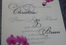 Свадьба орхидея